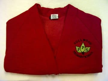 Fullwood Primary Knitted Cardigan